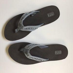 12029857a9defb Teva Shoes - NEW TEVA Original Mush Flip Flop Sandal Comfort